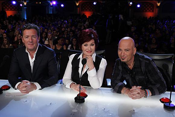 The America's Got Talent Judges