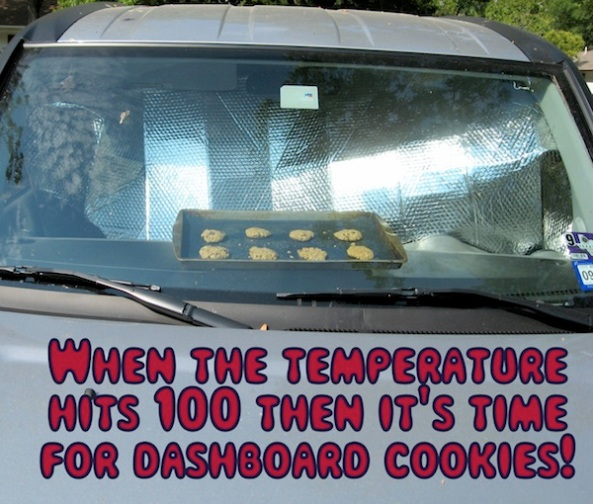 Dashboard cookies