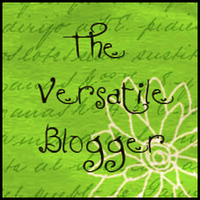 versatile-blogger award