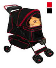 Cat Stroller: This product is so stupid they had to PhotoShop a cat in because I'm guessing they couldn't actually get a cat into it without serious bodily harm to themselves.