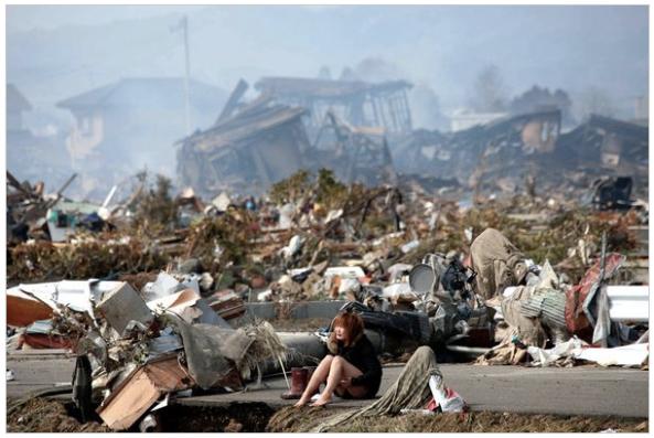 Japan Tsunami March 2011