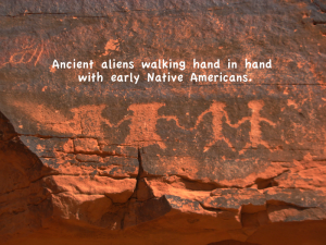 Petroglyphs are simply vandalism and tagging which after 3,000 years becomes historical treasure. If you write on the rocks now, you get arrested. If it's really really old vandalism it's called art. Go figure.